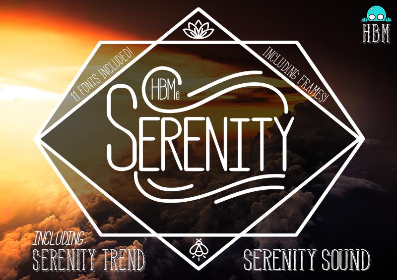 hbm-serenity-font